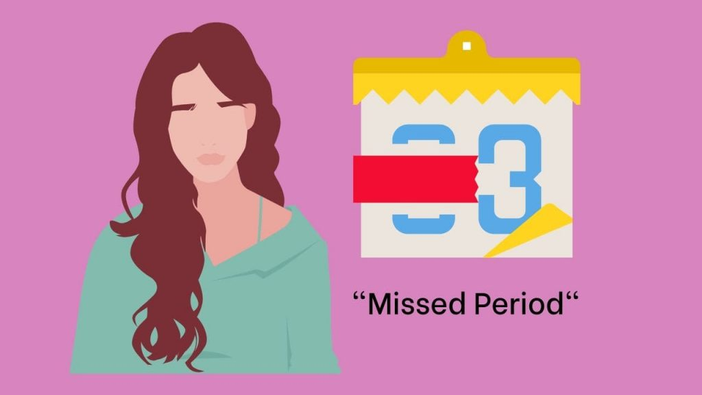 missed periods pregnancy signs